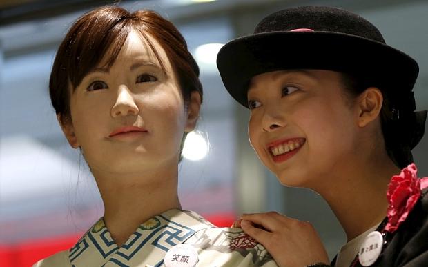 Chihira Aiko-Robot1