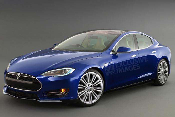 Tesla-model-e-front